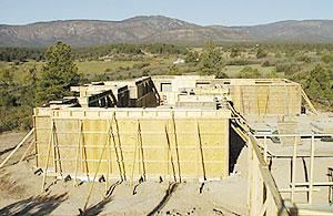 Pumice Crete 174 Building Systems Of New Mexico Pumice Crete 174